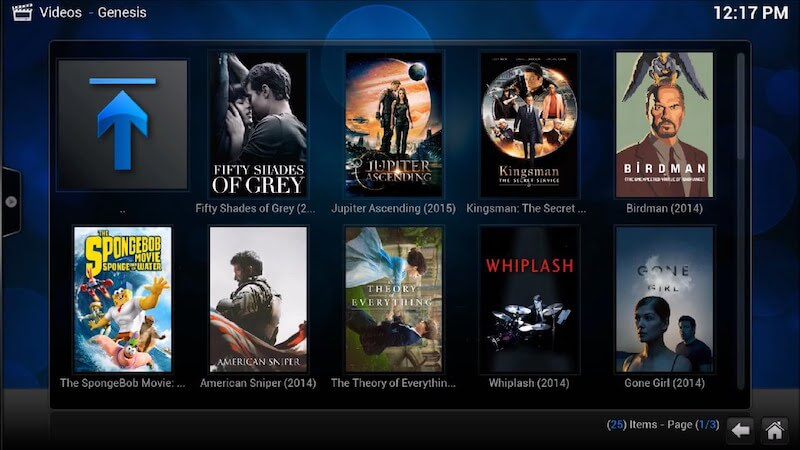 best movie addons for kodi