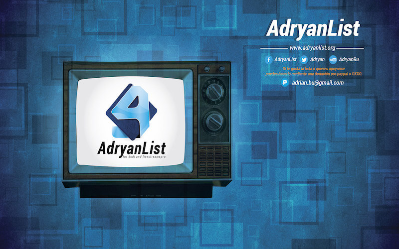 How to Install Adryanlist Kodi