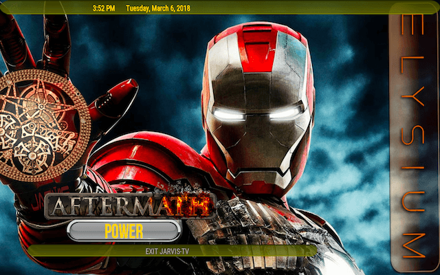 Image result for AfterMath Build on Kodi
