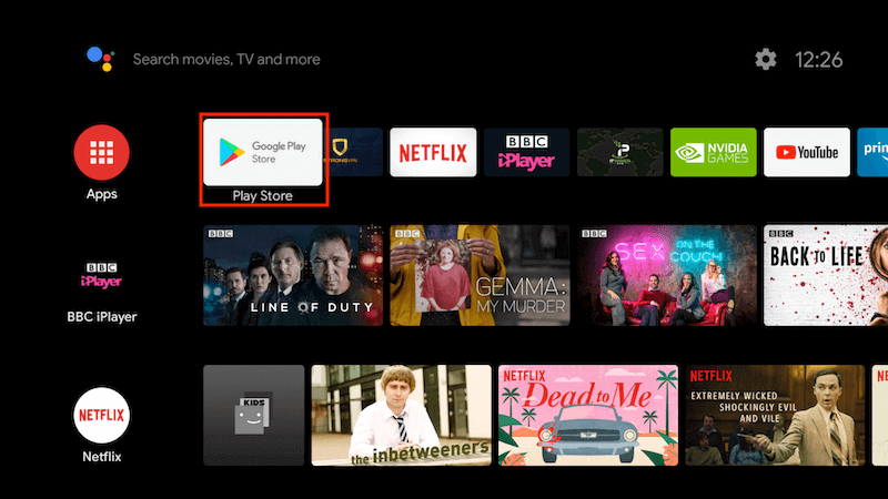How to Install APK Time on Nvidia Shield/Android TV