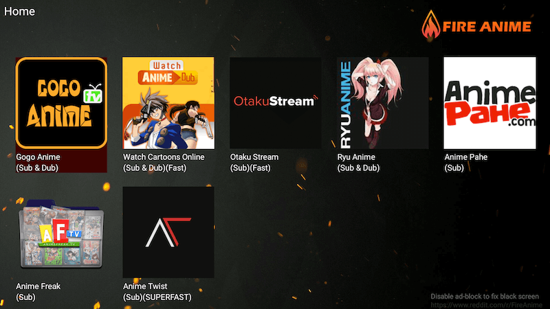How to Install Fire Anime on FireStick