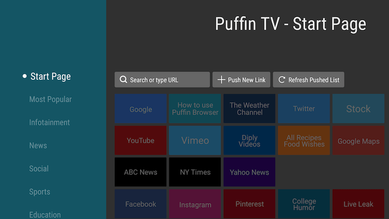 How to Install Puffin Browser on Firestick