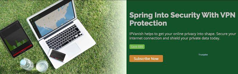 1 Year IP Vanish VPN for $34.99